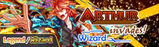 Arthur Invades! Quest Banner