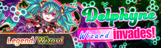 Delphyne Invades! Quest Banner