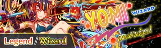 Yomi Invades! Quest Banner