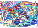 Splashing Chaos Tiamat