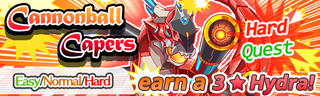 Cannonball Capers Quest Banner