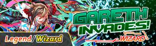 Gareth Invades! Quest Banner