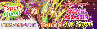 Animal Assassin Quest Banner
