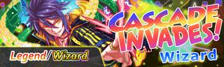 Cascade Invades! Quest Banner