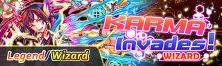 Karma Invades! Quest Banner