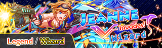 Jeanne Invades! Quest Banner