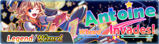 Antoine Invades! Quest Banner