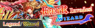 Freyr Invades! Quest Banner
