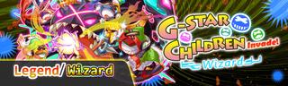 G-Star Children Invade! Quest Banner