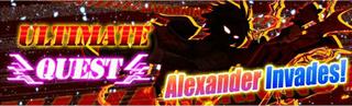 Alexander Invades! Quest Banner