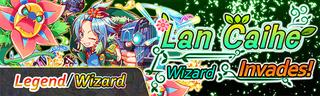 Lan Caihe Invades! Quest Banner