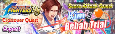 Kim's Rehab Trial Quest Banner