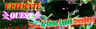 Arsène Lupin Invades! Quest Banner
