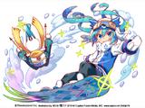 Snow Miku & Rabbit Yukine