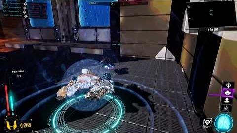 Clava Jubatus Ability Preview - Gravity