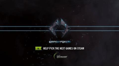 Crash Force - Steam Greenlight Trailer