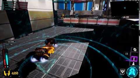 Aquila Minuta Ability Preview - Aquila Warp