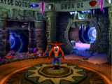 Niveles de Crash Bandicoot 2: Cortex Strikes Back