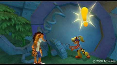 La historía de Crash bandicoot parte 9 (loquendo)