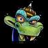 Crash Team Racing Nitro-Fueled Komodo Joe Icon