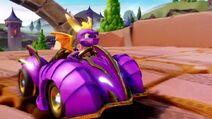 Spyro Ctr Nitro fueled