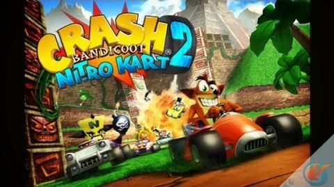 Crash Bandicoot Nitro Kart 2 - iPhone Gameplay Video