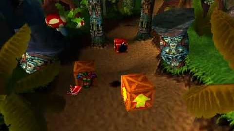 Crash Bandicoot (Japan Version) (PS) Gameplay Part 1