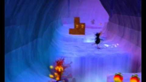 Crash Bandicoot The Wrath Of Cortex Japanese 106% Part 1 - Arctic Antics