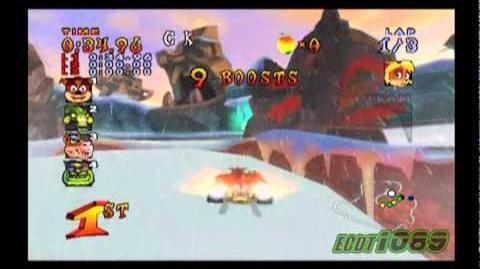 Crash Nitro Kart (Walkthrough) Part 18