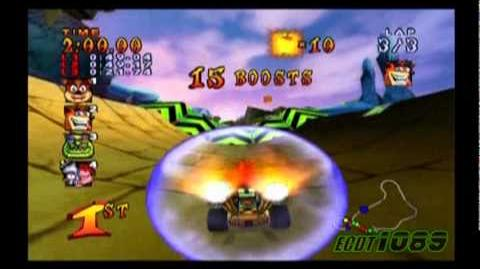 Crash Nitro Kart (Walkthrough) Part 13