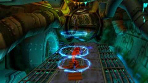 Crash bandicoot 2 - Como conseguir la Gema verde