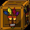 Crate-AKU-AKU