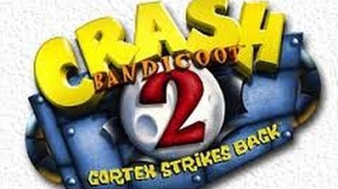Crash Bandicoot 2 Snow Go Boxes