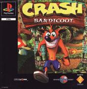 Crash Bandicoot PAL