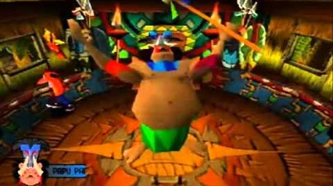 Guia Crash Bandicoot 100% Papu papu (6 41)