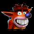 Crash Team Racing Nitro-Fueled Fake Crash Bandicoot Icon