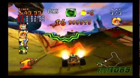 Crash Nitro Kart (Walkthrough) Part 16