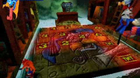 Crash Bandicoot 2 Jefe Ripper Roo