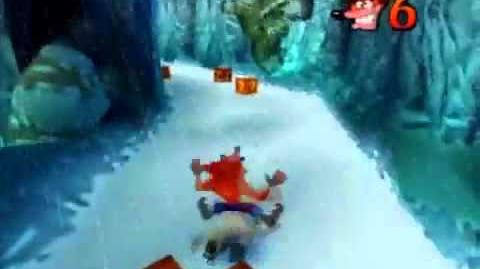 Crash Bandicoot 2 Errores y bugs.