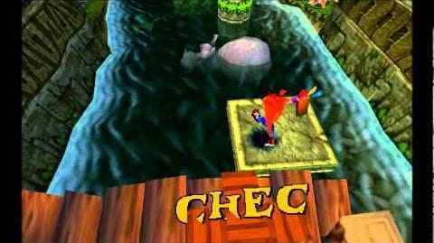 Crash Bandicoot 2 - Air Crash 2nd Clear Gem All Gems Walkthrough