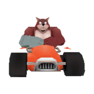 Crunch-bandicoot-crash-bandicoot-nitro-kart-2
