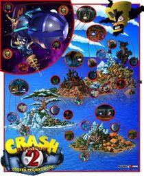 262px-Crash 2 Map
