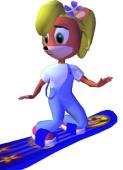 Coco Crash Bandicoot The Wrath of Cortex