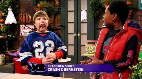 This Season On - Crash & Bernstein - Disney XD Official