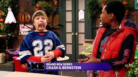 This Season On - Crash & Bernstein - Disney XD Official