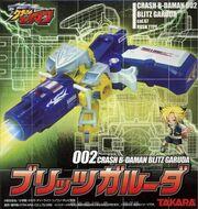002 Blitz Garuda
