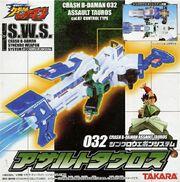 032 Assault Tauros