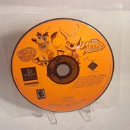 Crash Bash Spyro Demo CD