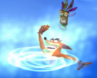 Twinsanity crash drowning