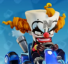 Cortex clown